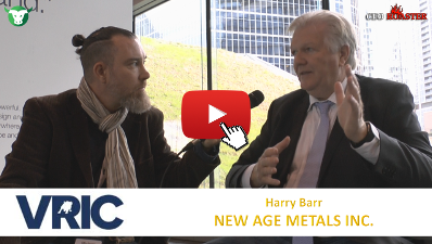 CEO-Roaster VRIC 2018 NAM New Age Metals Inc Harry Barr Michael Adams 400×225