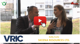 CEO-Roaster VRIC 2018 SKE Skeena Resources Ltd Kelly Earle Michael Adams 400×225