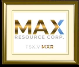 MAX Resource Corp.